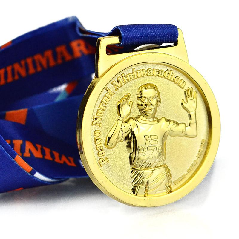 Manufacture Of Medal Supplier Personalised Metal 3D Medal