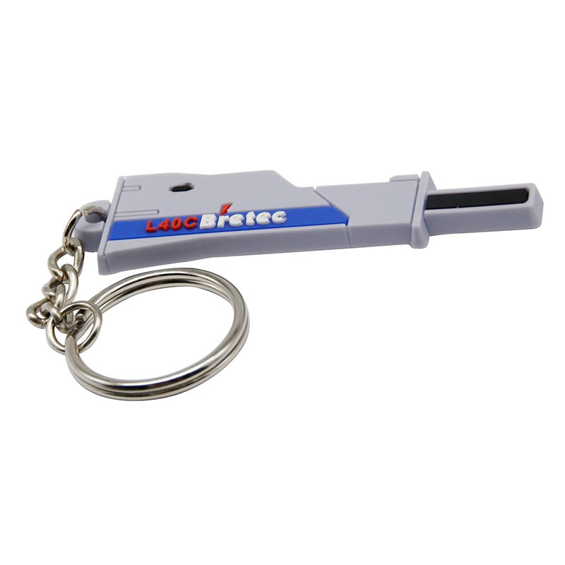 Rubber Pvc Keychain Manufacturer Supplier Rubber Key Chain