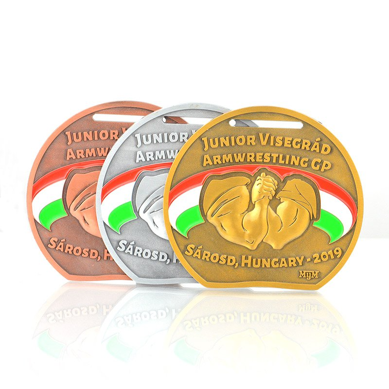 School Medal And Award Custom Bulk Cheap Kids Sports Medals