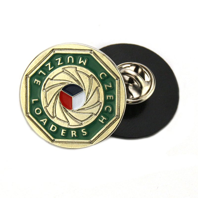 Lapel Pin Hard Enamel Pins Manufactur Custom Pin Badges