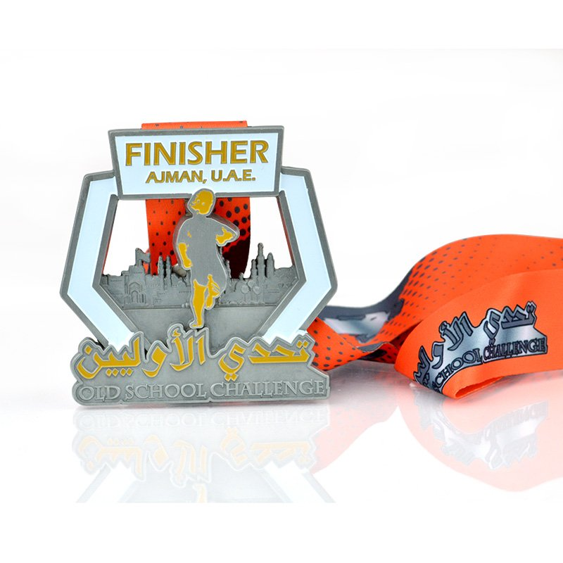 Custom Finisher Medals Cheap Children Sports Running Medal