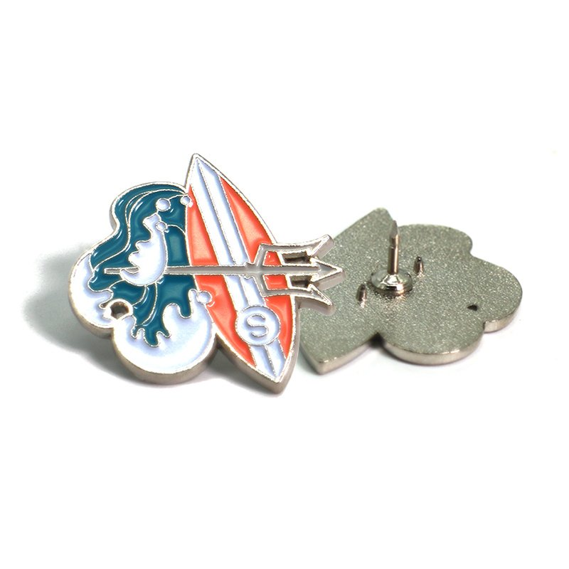 Enamel Pin Manufacturer Philippines Custom Metal Badge Pin