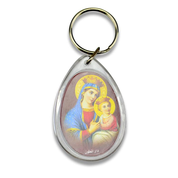 Acrylic Keychain Manufacturers Custom Photo Frame Key Chains