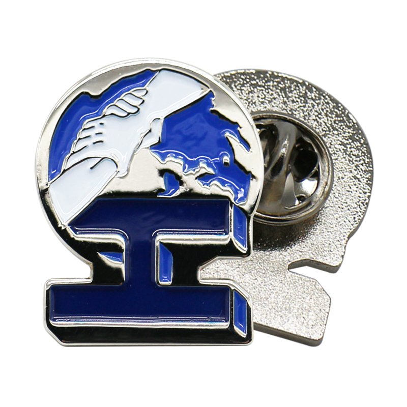 Lapel Pin Enamel Custom Made Metal Pin Badges Logo