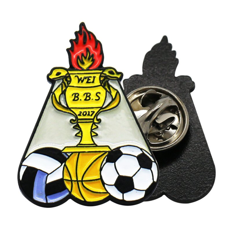 Lapel Pin Manufacturer China Wholesale Custom Enamel Pin,Badge