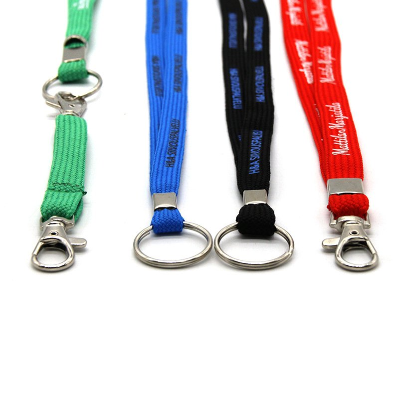 Neck Strap Key Holder Lanyard Printed Custom Lanyard Keychain