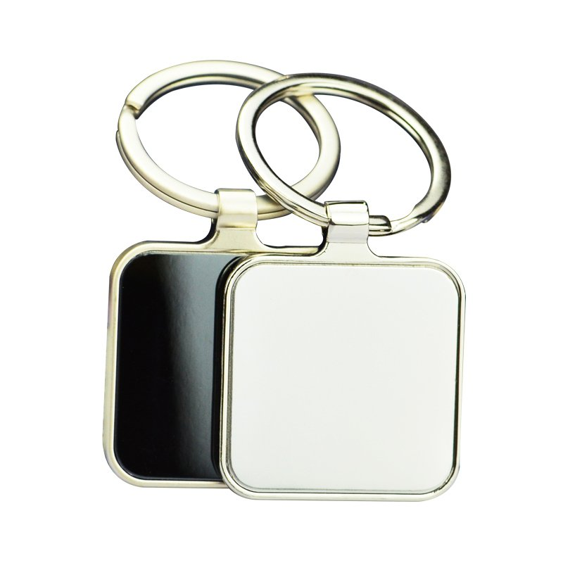 Stainless Steel Key Holder Metal Keychain Custom Cheap Keyrings