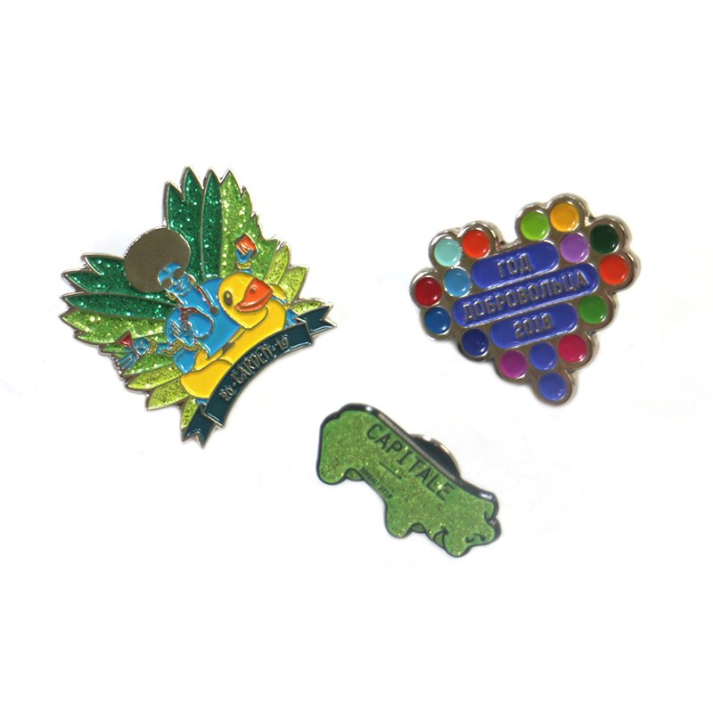 Artigifts Customized Enamel Pin Soft Metal Lapel Pin Badge