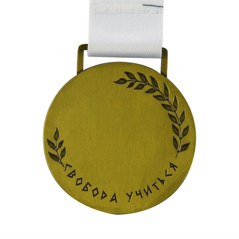 Cheap Metal Blank Sports Medal Custom Design Logo Medals