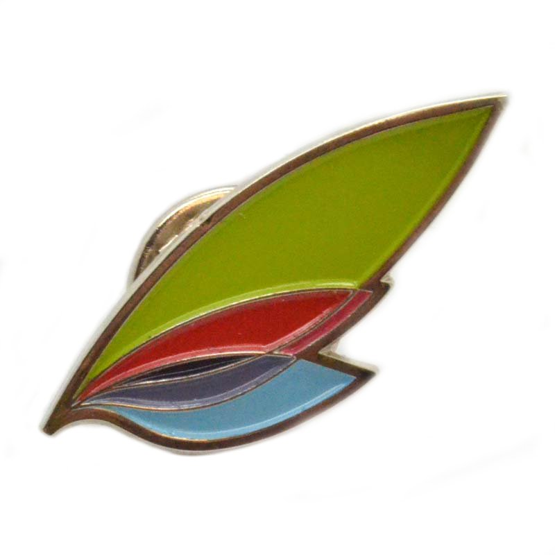 Wholesale Hijab Pins Custom Metal Soft Hard Enamel Lapel Pin